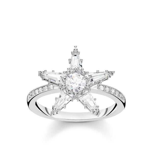 Thomas Sabo Ring Star, Large