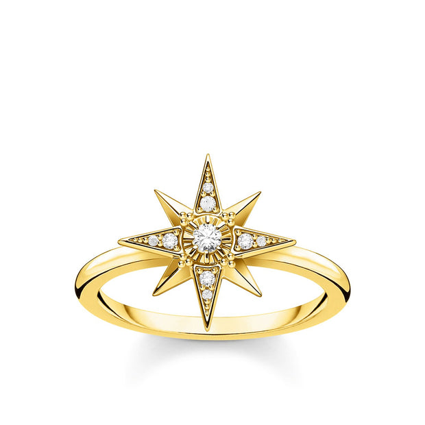 Thomas Sabo Ring Star | The Jewellery Boutique