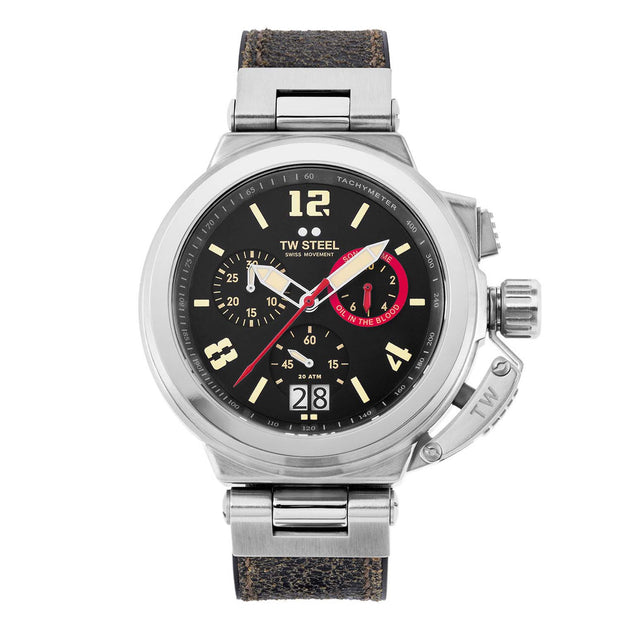 TW Steel Oil In The Blood Unisex Watch TW999