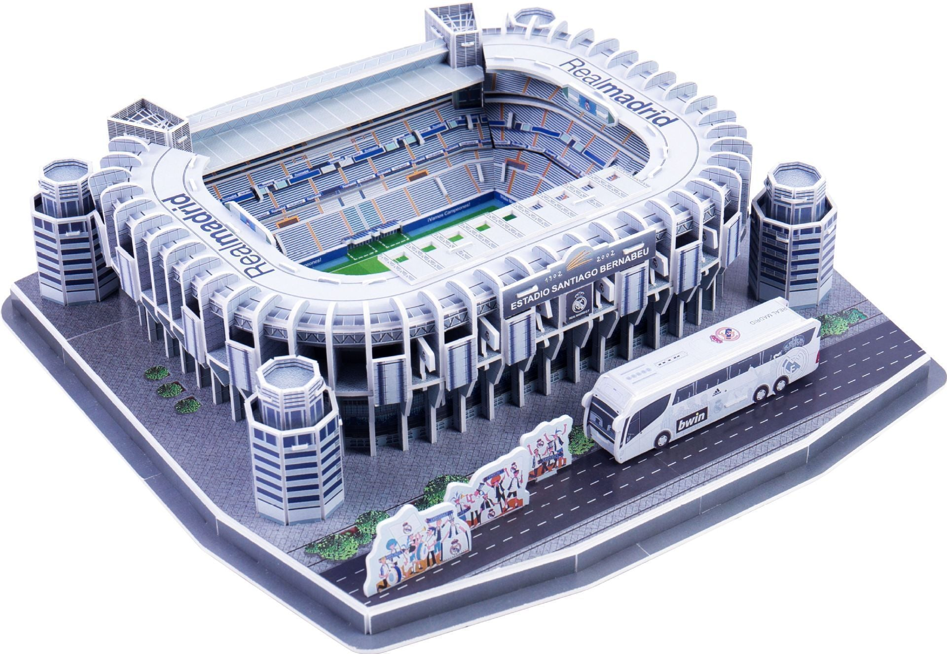 50% OFF 3D Puzzle DIY Assembling Model of Football Field