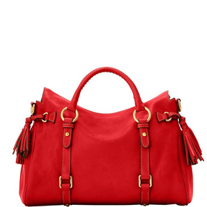 (BUY 2 FREE SHIPPING)Florentine Medium Satchel