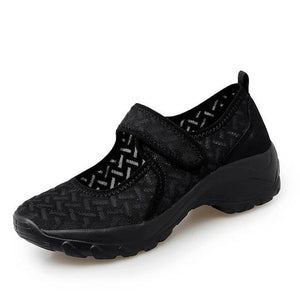 WOMEN SUPER SOFT BREATHABLE NON-SLIP WALKING SHOES
