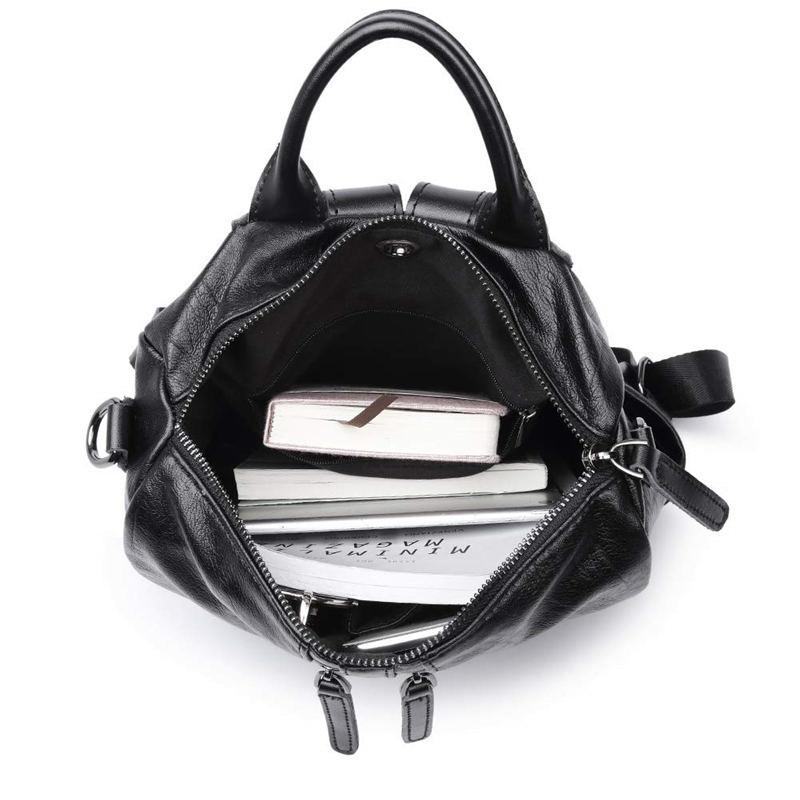 Soft Waterproof Bag Anti-theft Multifunctional Backpack(Get 20% Off for the 2nd One)