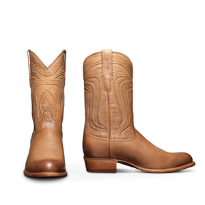 Wow!🔥 HOT SALE🔥Men's leather cowboy boots