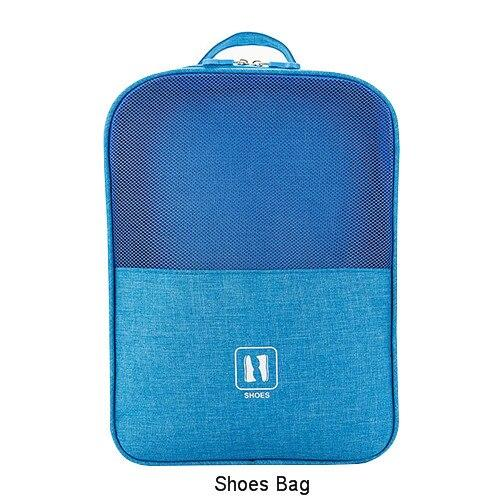 New Travel Shoe Bags, Holds 3 Pair of Shoes