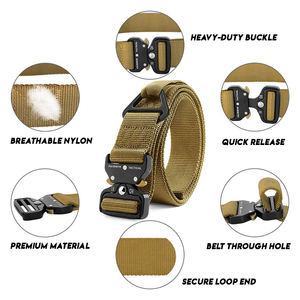 BESTTR™ Tactical Nylon Belt