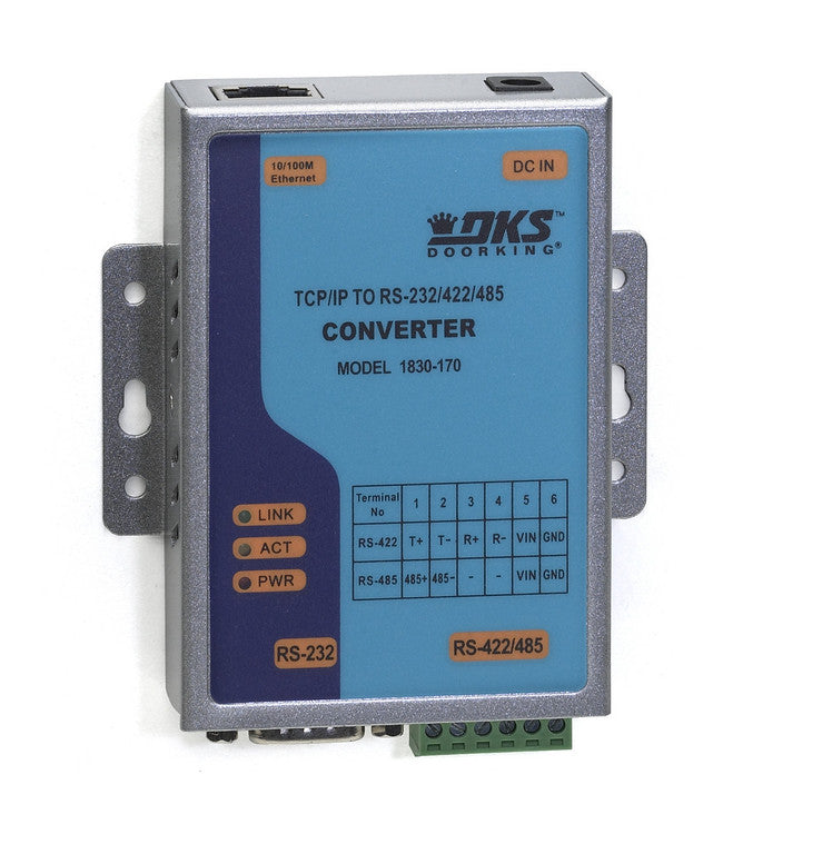 DoorKing Programmable TCP/IP Converter