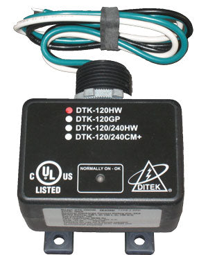 Ditek 230V Surge Suppressor