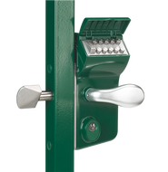 Locinox Dual Sided Mechanical Sliding Gate Lock