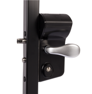 Locinox Vinci Single Sided Mechanical Gate Lock With Free Exit