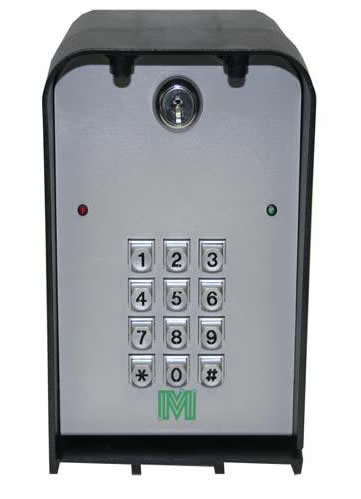 Nice/Apollo Millennium 951 Wireless Keypad