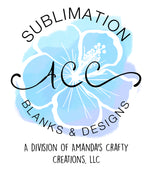 ACC Sublimation Blanks & Designs