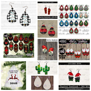 Christmas in July Designer Bundle