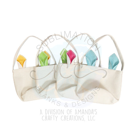 PREORDER EASTER BASKET Sublimation Blank RTS