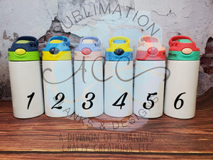 **BUY-IN** KID/Youth Sublimation ready tumbler