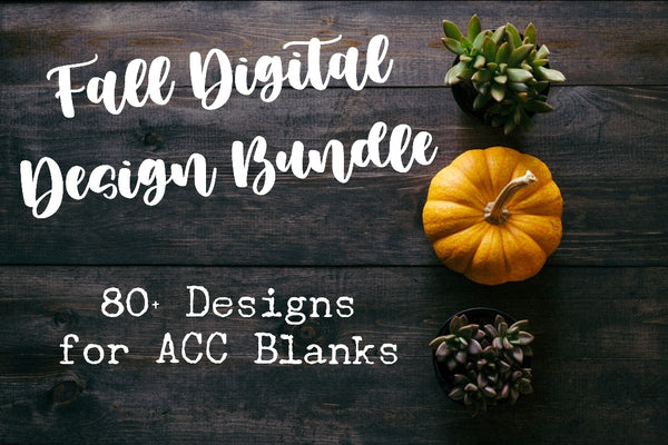 Fall Designer Bundle