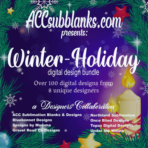 Winter-Holiday Designer Bundle