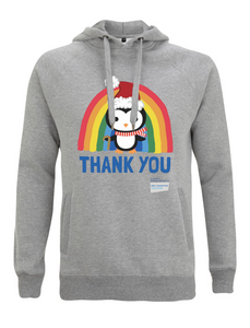 Penguin Thank You NHS Hoodie - Various Colours - Adult