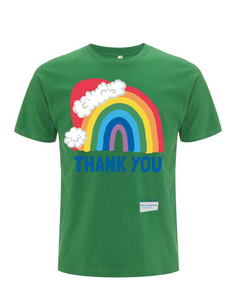 Santa Hat Thank You NHS T-Shirt - Various Colours - Adult