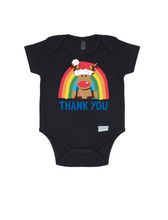 Load image into Gallery viewer, Reindeer Thank You NHS Babygrow - Various Colours