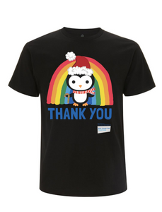 Penguin Thank You NHS T-Shirt - Various Colours - Adult