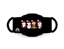 Load image into Gallery viewer, Christmas Thank You NHS Face Coverings - Adult or Kids