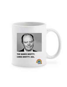 The Name's Whitty Ceramic Mug