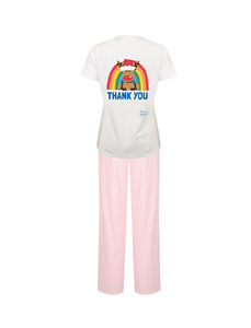 Ladies Christmas Pyjamas - Various Colours