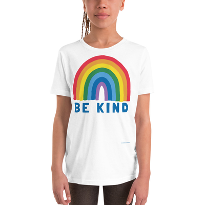 Be Kind Rainbow Kids/Youth Tee - Kindred
