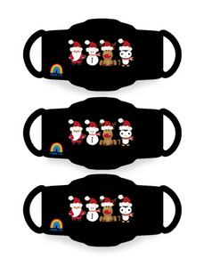 Christmas Thank You NHS Face Coverings - Adult or Kids