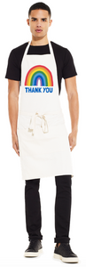 Adult Thank You NHS Recycled Unisex Apron w/ Pockets