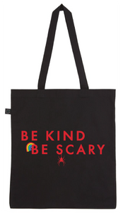 Tote Bag - Be Kind Be Scary