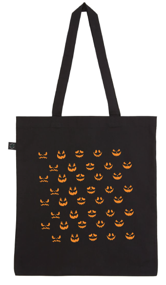 Tote Bag - Be Kind Be Scary Pumpkin