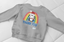 Load image into Gallery viewer, Kids Penguin Thank You NHS Sweatshirt - Various Colours