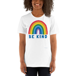 Adult Be Kind Rainbow T-shirt - Kindred