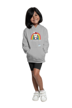 Load image into Gallery viewer, Kids Penguin Be Merry Be Kind NHS Hoodie - Various Colours