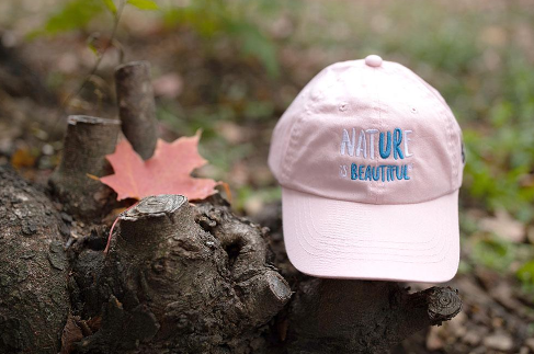 'UR Beautiful' Style Cap