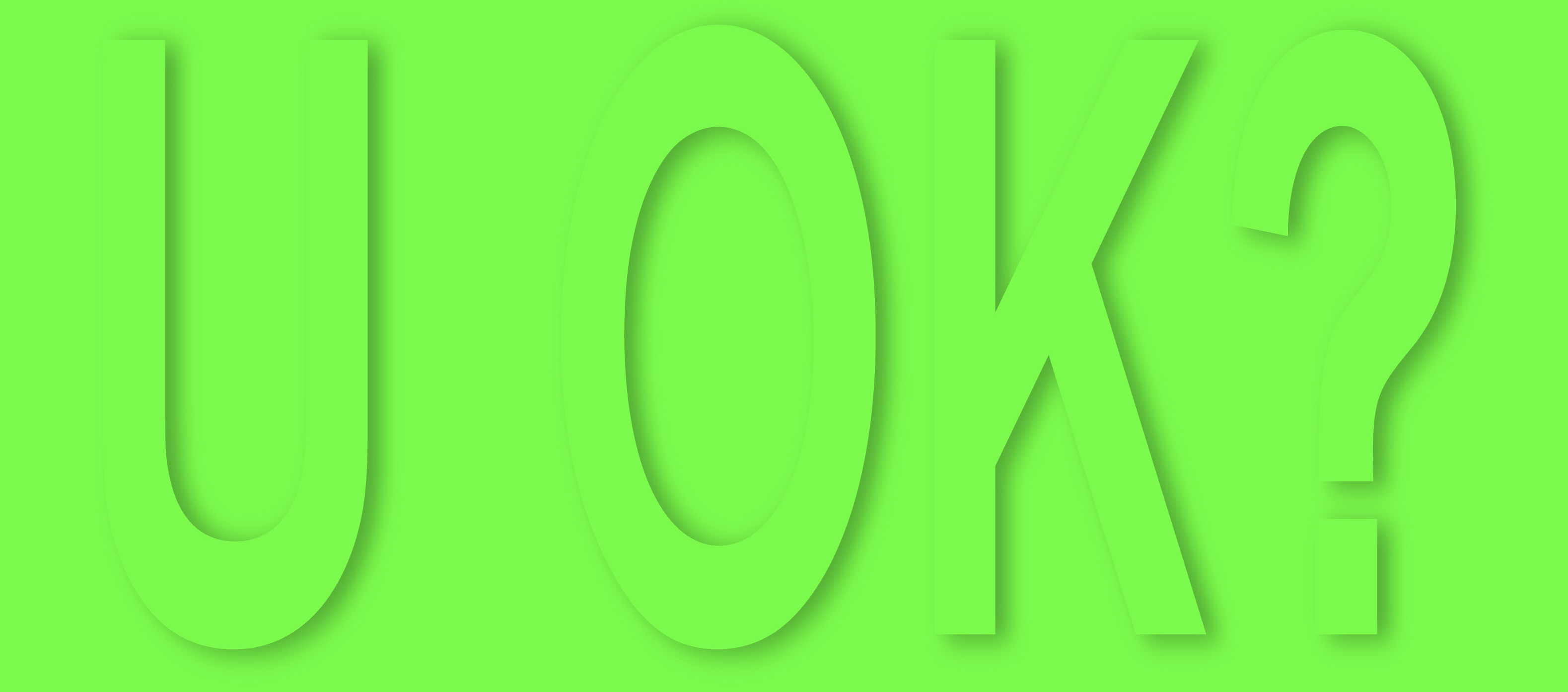 U OK UK logo