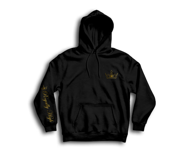 Royally High Black Hoodie