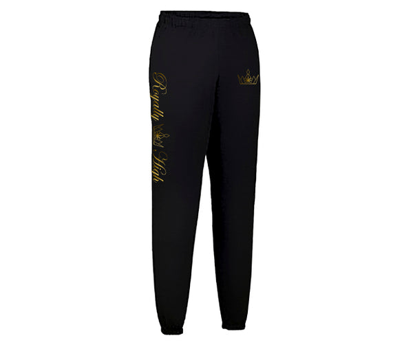 Royally High 420 Black Joggers