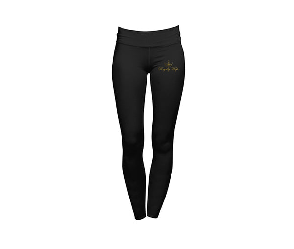 casual black 420 leggings