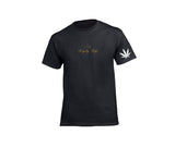 Mens Black 420 T-shirt