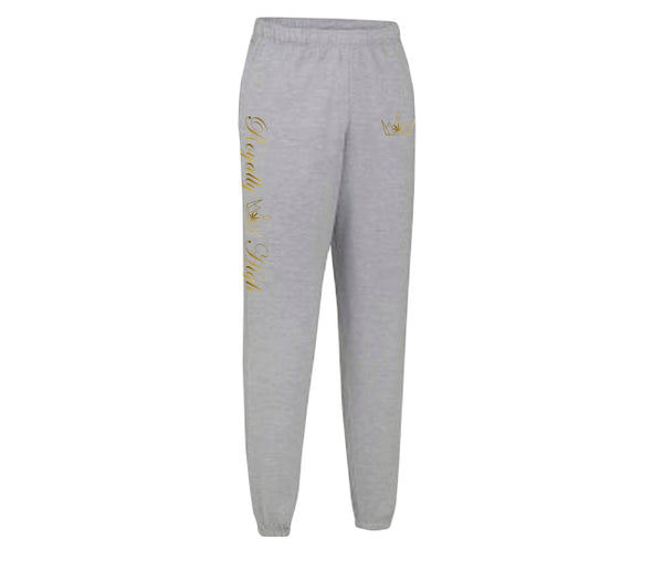 Royally High 420 Heather Grey Joggers