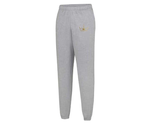 RH 420 Heather Grey Joggers