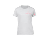 Royally High Ladies 420 white t-shirt
