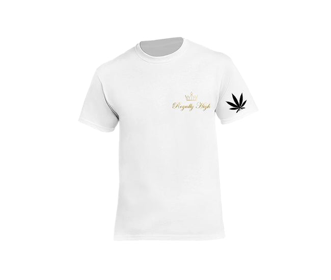 casual 420 white t-shirt for ladies