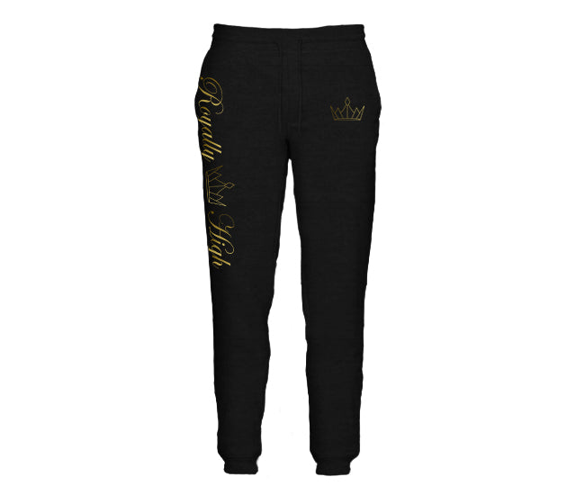 RH Ultimate Gold Crown Cuff Joggers