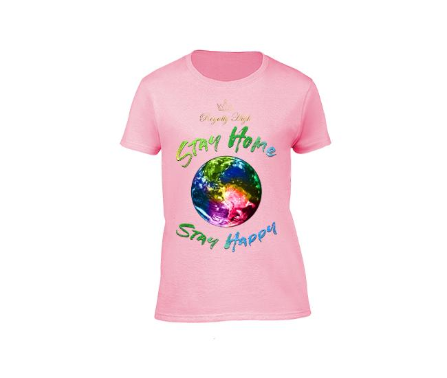 casual wear 420 t shirt for ladies