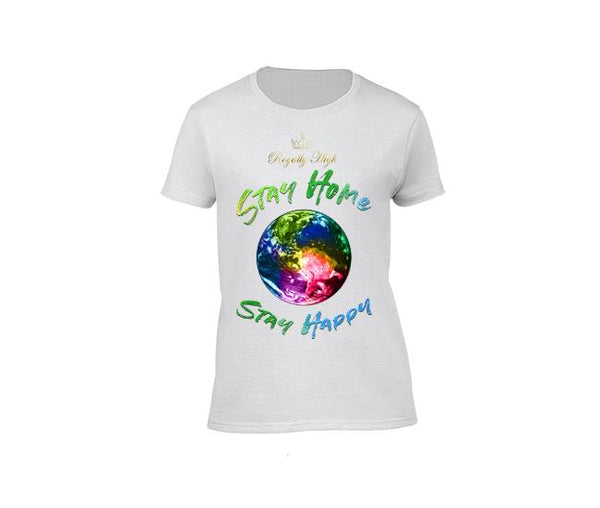 casual 420 white t shirt for ladies
