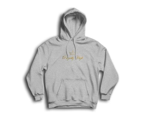 Royally High casualwear Heather grey hoodie